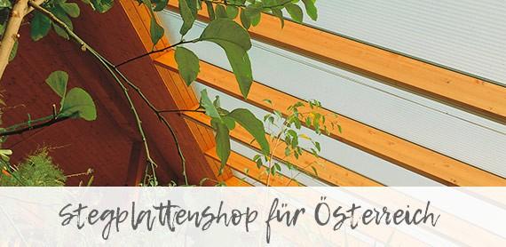 Stegplatten online kaufen für Niederösterreich