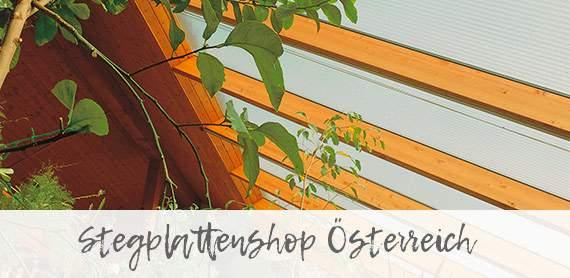Stegplatten online kaufen für die Steiermark