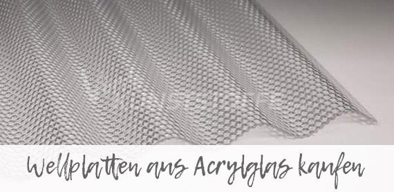 Wellplatten aus Acrylglas für Wien