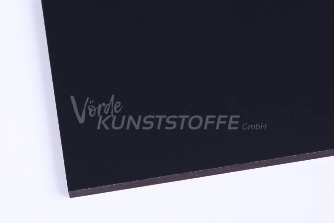 UV HPL-Platten 8mm anthrazit