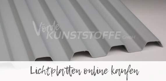 Lichtplatten farbig oder farblos im Online Shop kaufen