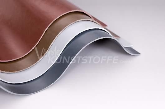 GFK Wellplatten Duraclad farbig 2mm