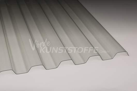 Sollux® Trapez 70/18 farblos