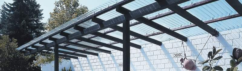 Trapezplatten aus Kunststoff von Vörde Kunststoffe kaufen