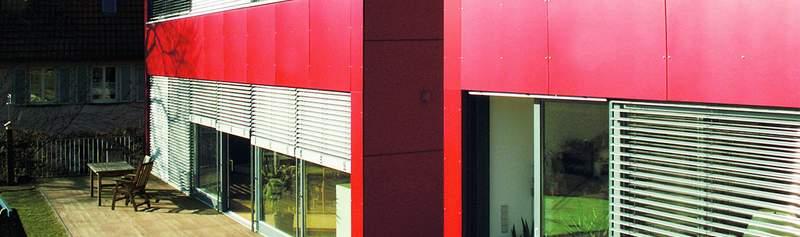 Fassade neu gestalten mit HPL-Platten für Linz | Vörde ...