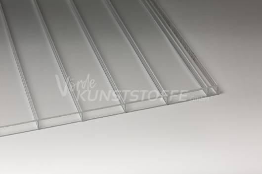 Plexiglas® Alltop Hohlkammerplatte farblos