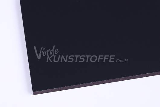 Uniplan HPL-Platten UV anthrazit 6mm