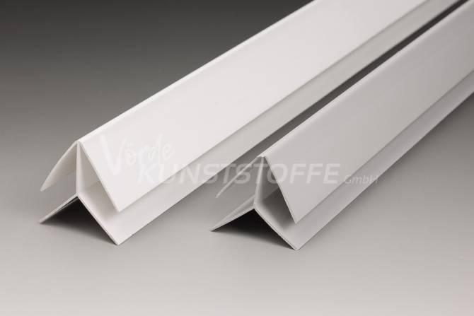 Eckprofil für Paneel 16/200 grau