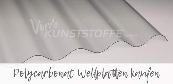 Polycarbonat Wellplatten kaufen
