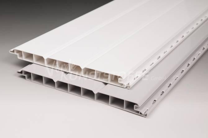 PVC-Paneele 16/200 weiss