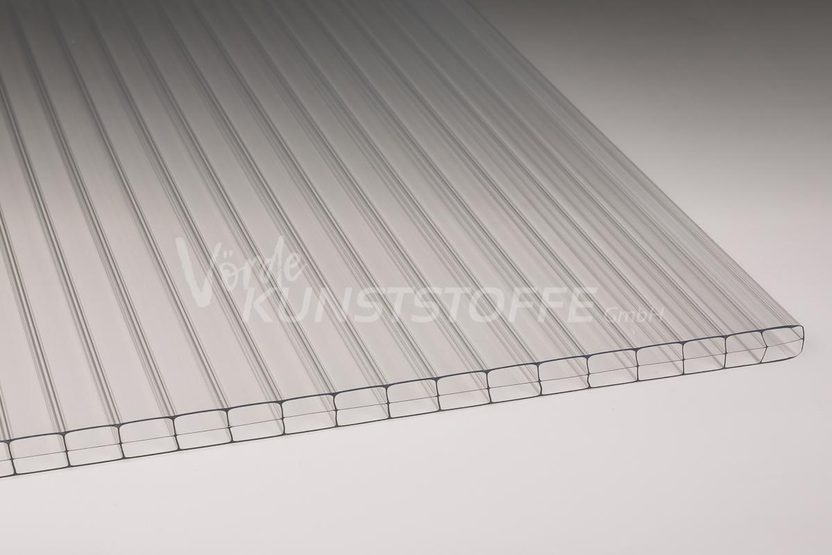 stegplatten hohlkammerplatten 3 fach farblos 16mm kaufen v rde kunststoffe. Black Bedroom Furniture Sets. Home Design Ideas
